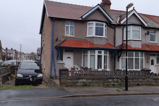 End terrace house for sale in Stanley Road, Heysham, Morecambe
