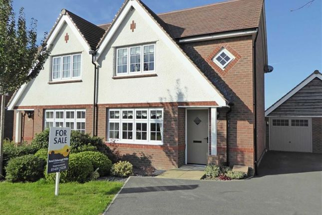 3 bed semi-detached house for sale in Bray Road, Holsworthy