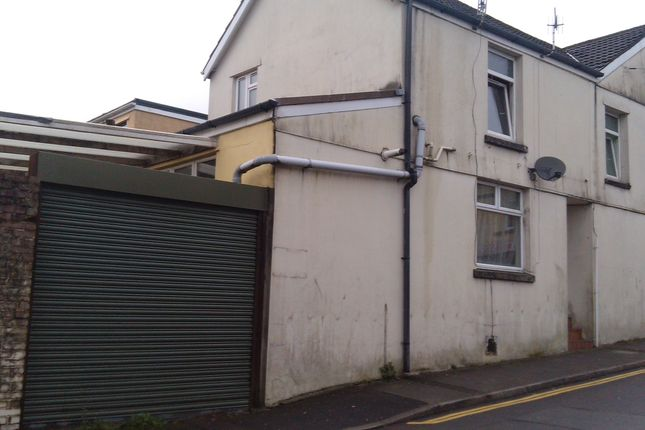 Thumbnail End terrace house to rent in Gelligaled Road, Tonypandy
