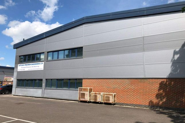 Thumbnail Industrial to let in Unit 9, Base 329 Headley Road East, Reading