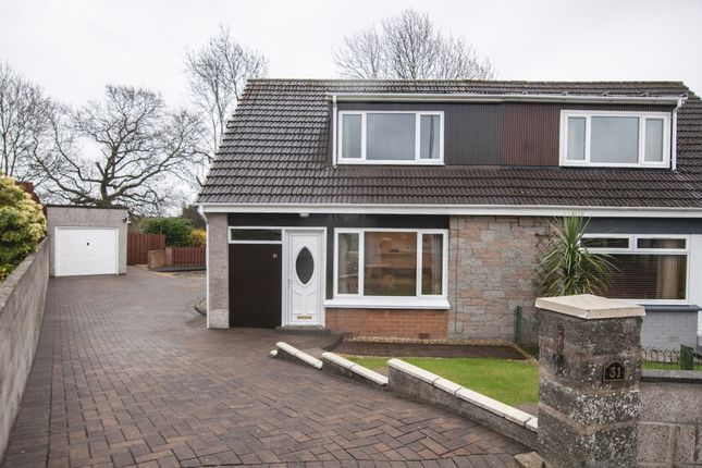 Thumbnail Semi-detached house for sale in 31 The Hennings, Sauchie, Clackmannanshire 3Es, UK