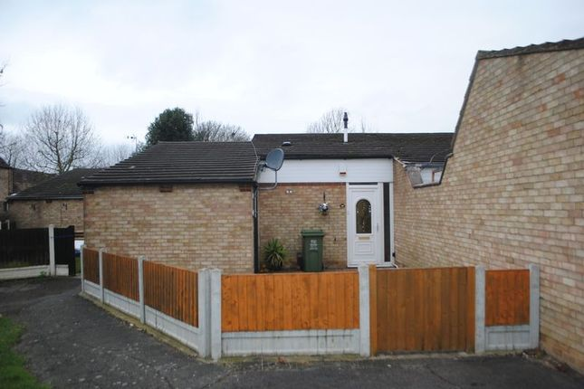Thumbnail Bungalow for sale in Broomfields Place, Pitsea, Basildon