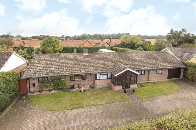 Thumbnail Detached bungalow for sale in Mill Piece, Nacton, Ipswich