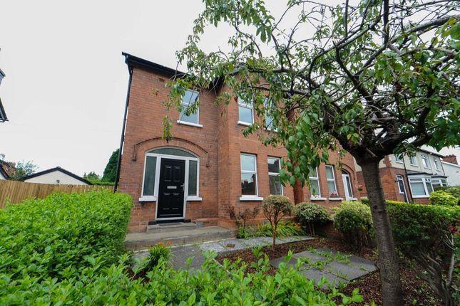Thumbnail Semi-detached house for sale in Irwin Avenue, Belfast