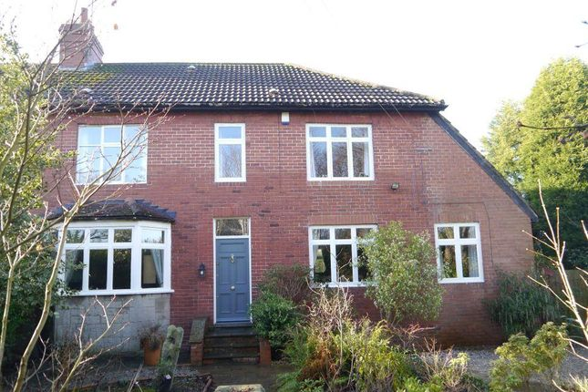 Thumbnail Semi-detached house for sale in Western Way, Ponteland, Newcastle Upon Tyne