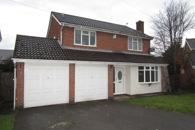 Thumbnail Property to rent in Halford Close, Whetstone, Leicester