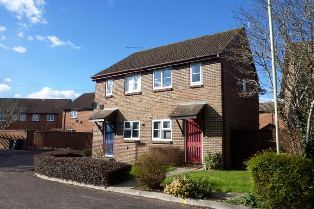 2 bed semi-detached house to rent in Woodrow, Denmead, Waterlooville