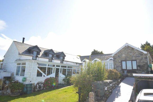 Thumbnail Detached house for sale in Rhiwgaeron, Llwyngwril, Gwynedd