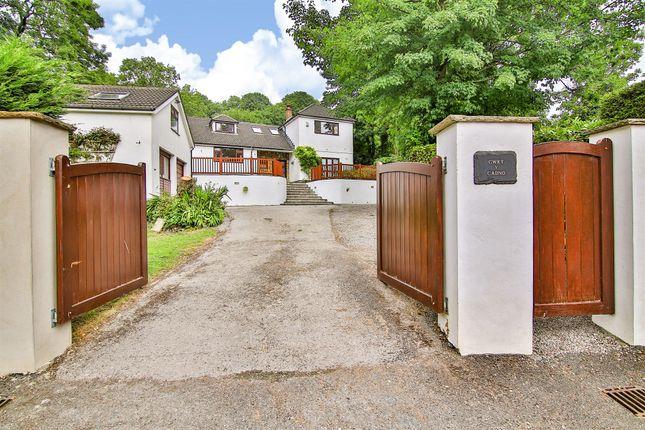 Thumbnail Detached house for sale in ., Llancarfan, Cowbridge
