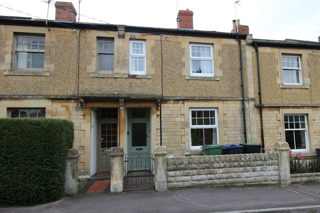 Thumbnail Terraced house to rent in Park Terrace, Chippenham