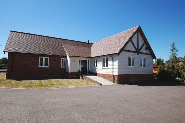 Thumbnail Detached bungalow for sale in Trenders Avenue, Rayleigh