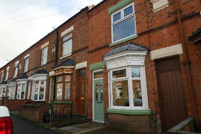 Thumbnail Terraced house to rent in Isabella, Canal Street, Wigston