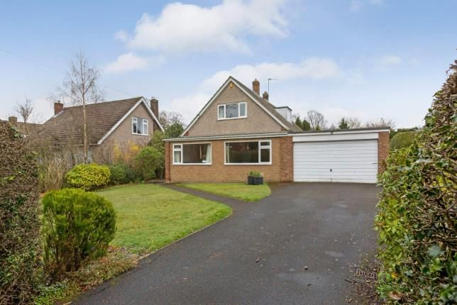 Thumbnail Bungalow for sale in Darras Road, Ponteland, Newcastle Upon Tyne, Northumberland