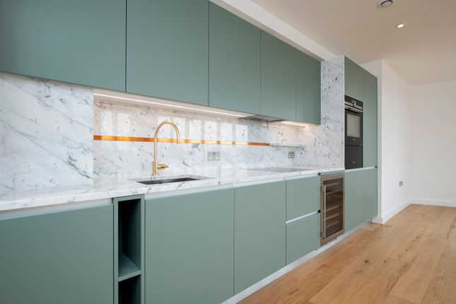 Thumbnail Flat for sale in Esther Anne Place, Islington, London
