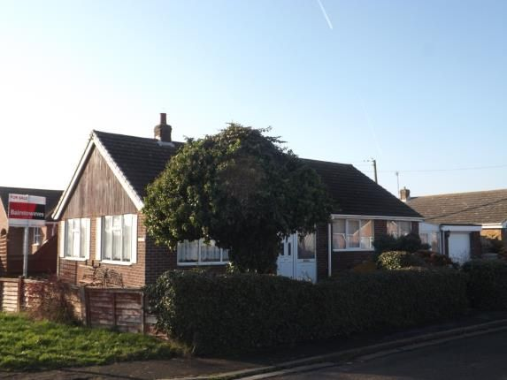Thumbnail Bungalow for sale in James Avenue, Trusthorpe, Mablethorpe