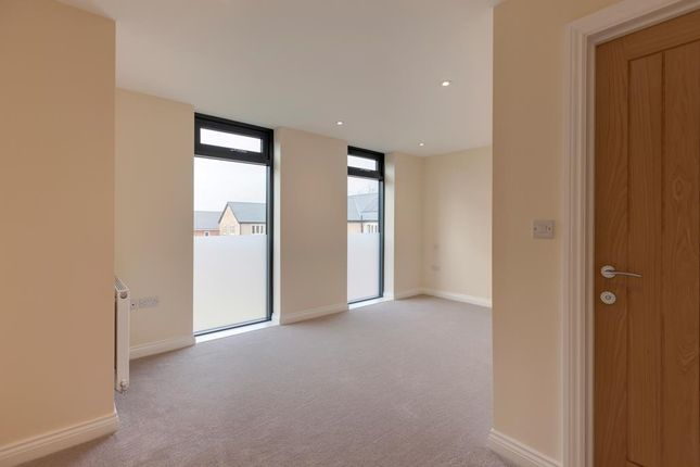 Master Bedroom of Plot 12, 1 Park View Mews, Sheffield S8