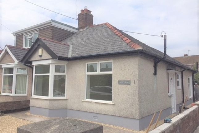 Thumbnail Semi-detached bungalow to rent in Litchard Bungalows, Bridgend