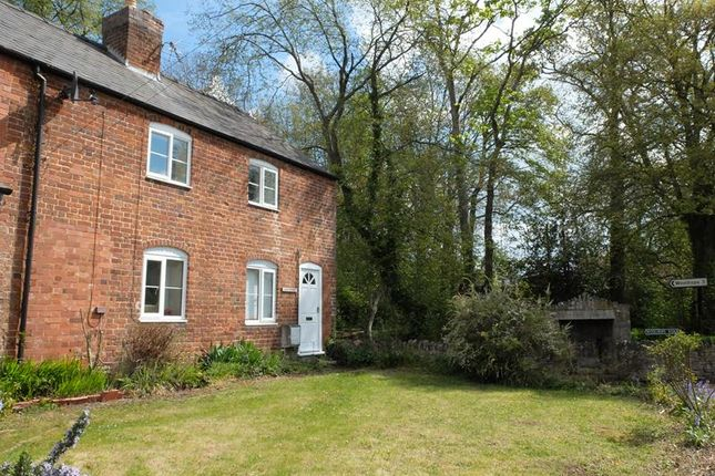 3 bed end terrace house for sale in Tump Cottages, Fownhope, Hereford, Herefordshire HR1