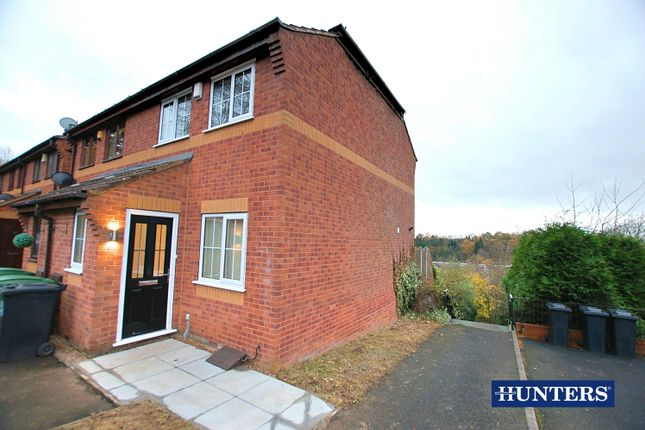 2 bed semi-detached house to rent in Surrey Drive, Kingswinford DY6