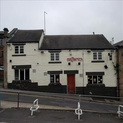 Thumbnail Pub/bar for sale in Brownes Bar, Grahams Orchard, Barnsley