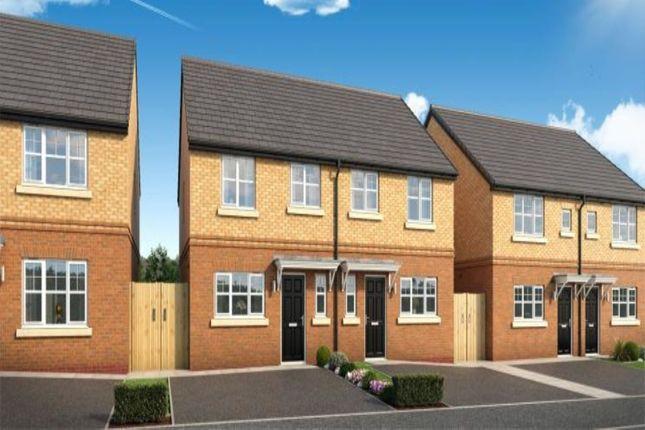Semi-detached house for sale in Newbury Road, Skelmersdale