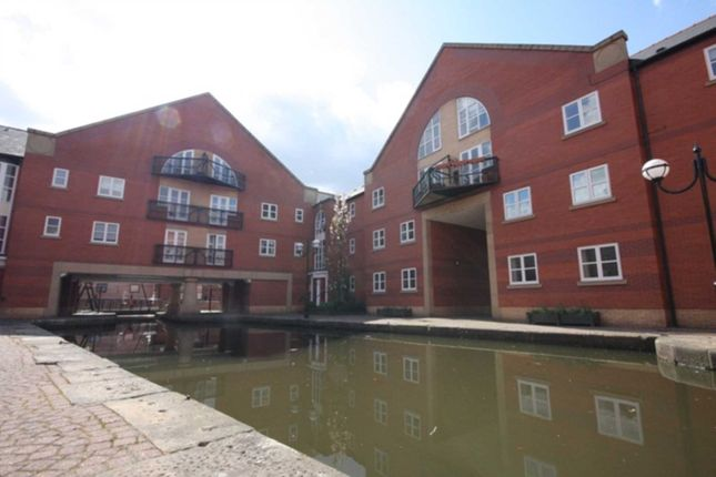 Thumbnail Flat to rent in James Brindley Basin, Manchester