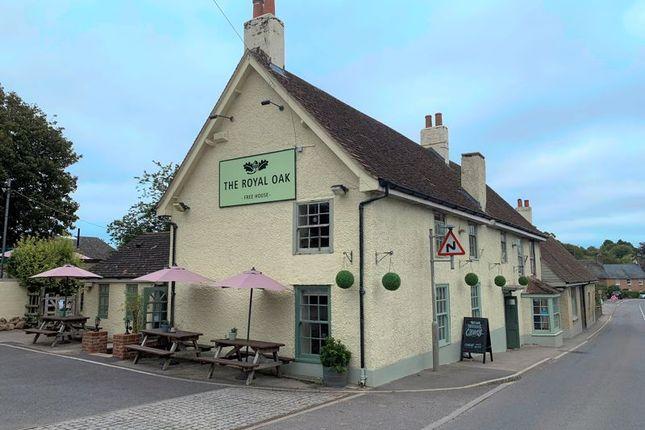 Thumbnail Pub/bar for sale in Dorchester Hill, Milborne St. Andrew, Blandford Forum