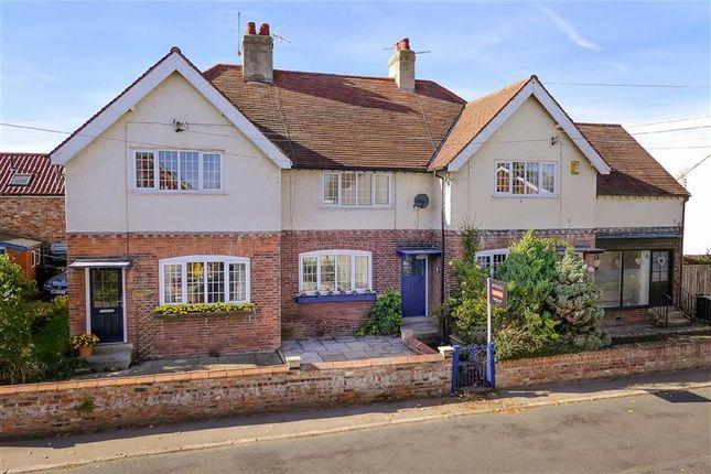 Thumbnail Cottage for sale in Church Street, Kirk Hammerton, York