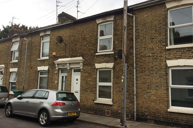 Thumbnail Terraced house to rent in Acorn Street, Sheerness, Kent