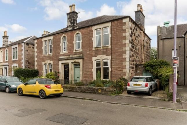 Thumbnail Semi-detached house for sale in Church Street, Alloa, Clackmannanshire