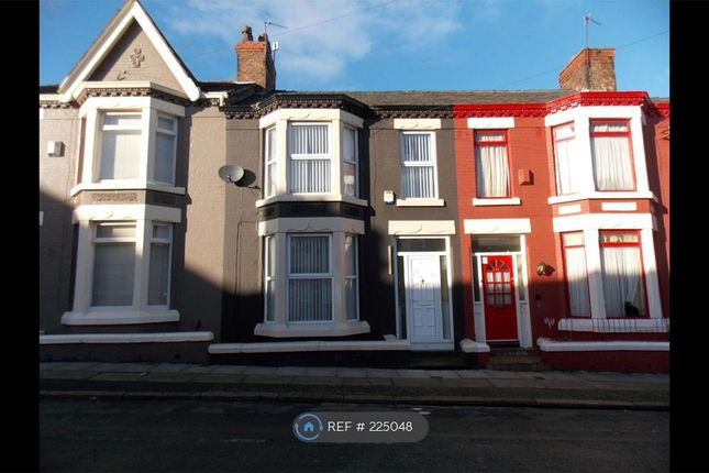 Thumbnail Terraced house to rent in Feltwell Road, Liverpool