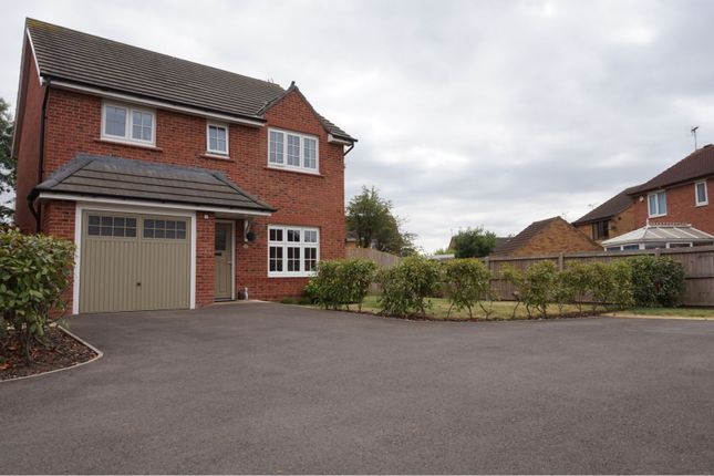 Thumbnail Detached house for sale in Dunnington Close, Hamilton