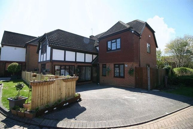 Thumbnail Detached house for sale in Weald Close, Locks Heath, Southampton