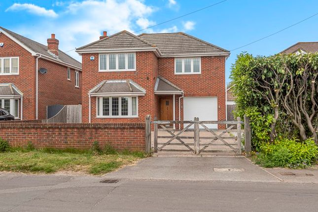 4 bed detached house for sale in Greenaway Lane, Warsash, Southampton SO31