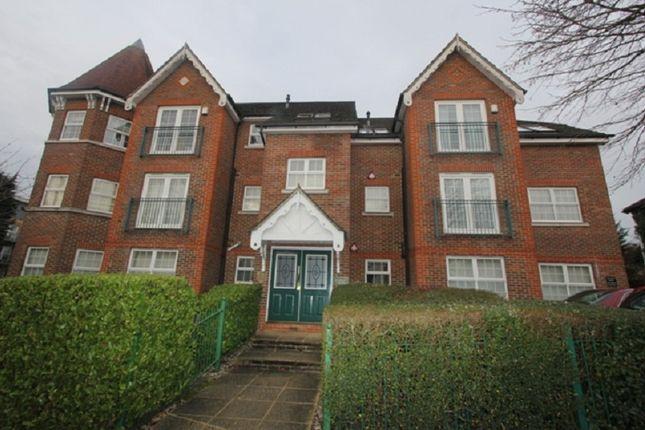 Thumbnail Flat to rent in Beddan Court, Fernhurst Gardens, Edgware, Greater London.