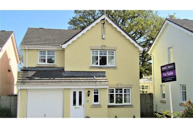 Thumbnail Detached house for sale in Culver Lane, Chudleigh, Newton Abbot