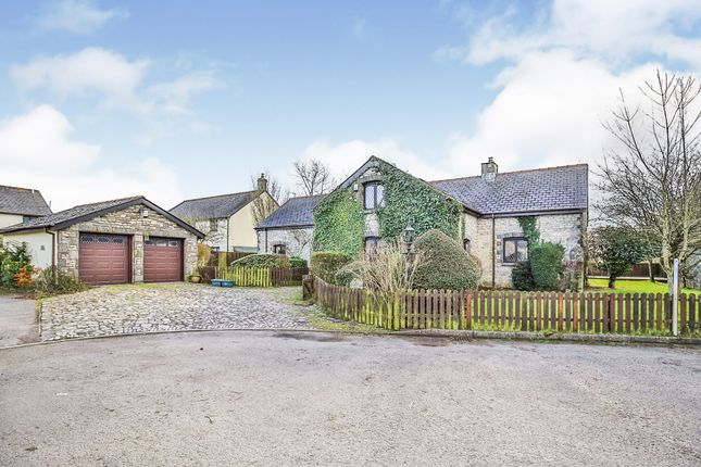 Thumbnail Barn conversion for sale in Penmark, The Vale, South Wales