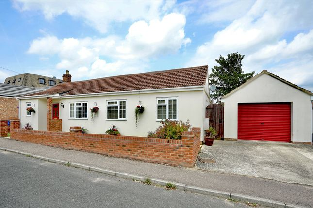 Thumbnail Detached bungalow for sale in The Crescent, Eaton Socon, St. Neots