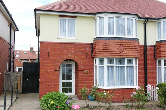 Thumbnail Semi-detached house to rent in Newlands Park Drive, Scarborough