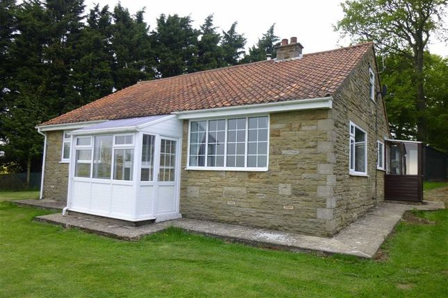 Thumbnail Detached bungalow to rent in Kingthorpe, Pickering