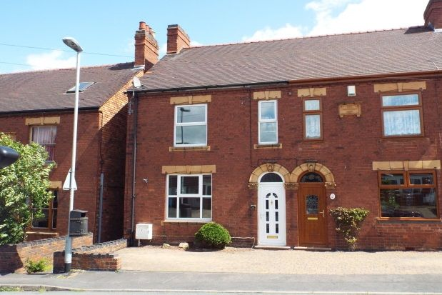 Thumbnail Property to rent in Sharpe Street, Amington, Tamworth