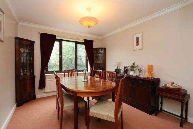Dining Room of Hatchlands, Great Holm, Milton Keynes MK8