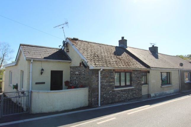Thumbnail Semi-detached house for sale in Drefach, Llanybydder, Ceredigion