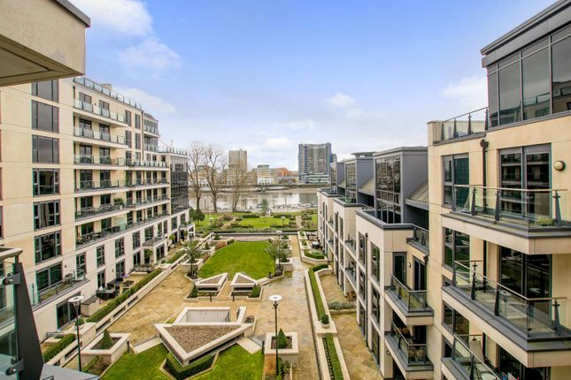 Thumbnail Flat for sale in Imperial Wharf, Imperial Wharf, London