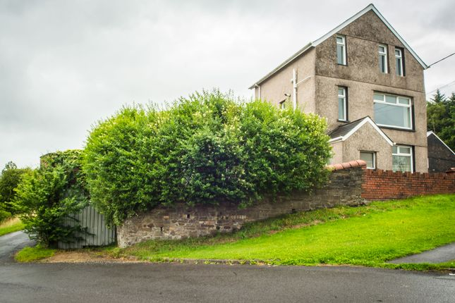 Thumbnail Semi-detached house for sale in Butleigh Terrace, Tredegar