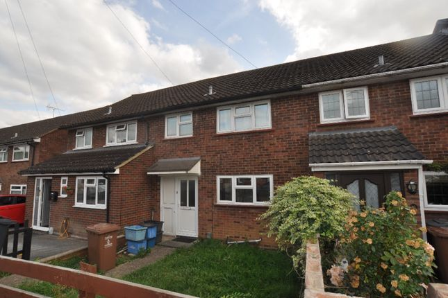 Thumbnail Terraced house to rent in Cholwell Road, Stevenage