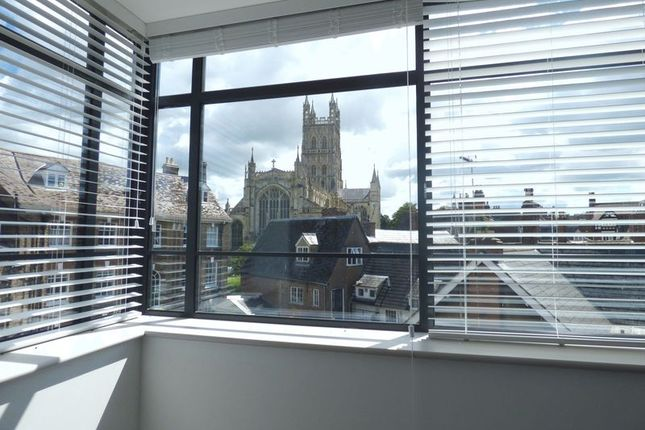 Thumbnail Flat for sale in Cathedral House, Three Cocks Lane, Gloucester