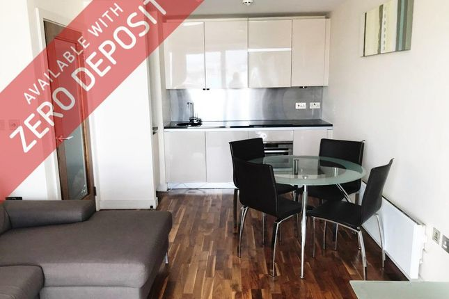 Thumbnail Flat to rent in City Loft, The Quays, Salford Quays