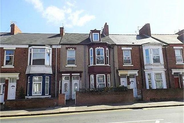 Thumbnail Maisonette for sale in Stanhope Road, South Shields, Tyne And Wear