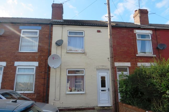 Thumbnail Terraced house to rent in Gladstone Street, Mansfield Woodhouse
